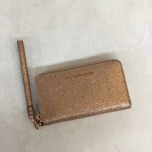 Primary Photo - BRAND: MICHAEL KORS STYLE: WALLET COLOR: SPARKLES SIZE: MEDIUM SKU: 194-194230-2268