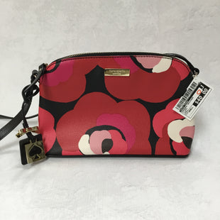 Primary Photo - BRAND: KATE SPADE STYLE: HANDBAG DESIGNER COLOR: FLORAL SIZE: SMALL SKU: 194-19414-368249X6.5X3