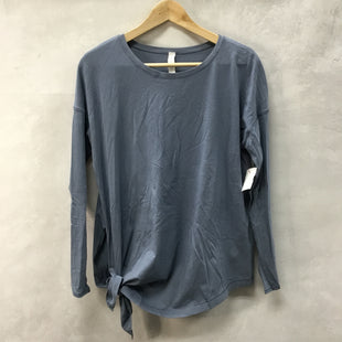 Primary Photo - BRAND: LULULEMON STYLE: ATHLETIC TOP COLOR: BLUE SIZE: 6 SKU: 194-194231-1511