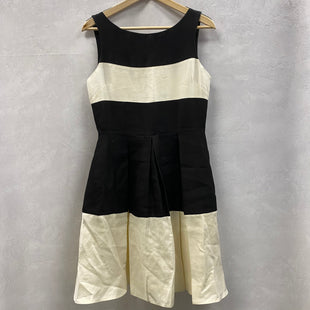 Primary Photo - BRAND: KATE SPADE STYLE: DRESS SHORT SLEEVELESS COLOR: BLACK WHITE SIZE: 6 SKU: 194-194229-4084