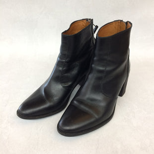 Primary Photo - BRAND: MADEWELL STYLE: BOOTS ANKLE COLOR: BLACK SIZE: 7.5 SKU: 194-194229-2821