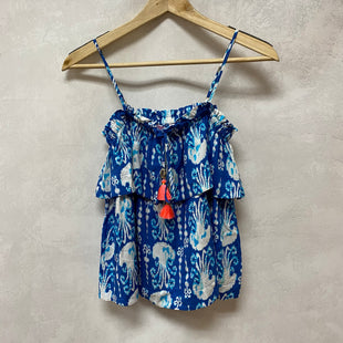 Primary Photo - BRAND: LILLY PULITZER STYLE: TOP SLEEVELESS COLOR: BLUE SIZE: S OTHER INFO: NEW! SKU: 194-194229-3457