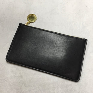 Primary Photo - BRAND: STELLA MCCARTNEY STYLE: WALLET COLOR: BLACK SIZE: SMALL OTHER INFO: LEATHER POUCH SKU: 194-19414-36304