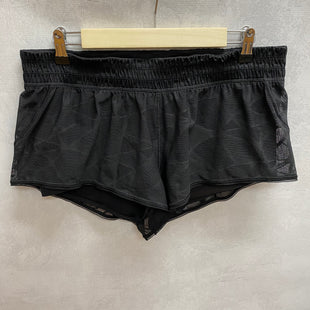 Primary Photo - BRAND: LULULEMON STYLE: ATHLETIC SHORTS COLOR: BLACK SIZE: 10 SKU: 194-194197-13156