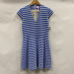 Primary Photo - BRAND: LILLY PULITZER STYLE: DRESS SHORT SHORT SLEEVE COLOR: BLUE WHITE SIZE: S SKU: 194-194167-34739