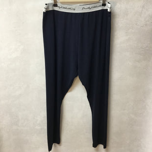Primary Photo - BRAND:    PRETTY LITTLE THINGSSTYLE: ATHLETIC PANTS COLOR: NAVY SIZE: XL OTHER INFO: PRETTY LITTLE THINGS - NEW! SKU: 194-194183-23110