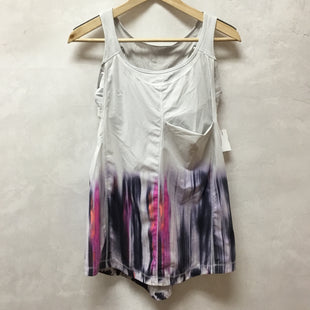 Primary Photo - BRAND: LULULEMON STYLE: ATHLETIC TANK TOP COLOR: MULTI SIZE: 8 SKU: 194-194220-5261AS IS