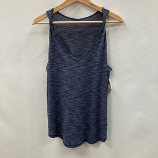 Primary Photo - BRAND: LULULEMON STYLE: ATHLETIC TANK TOP COLOR: BLUE SIZE: 8 SKU: 194-194220-6884
