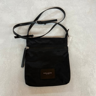 Primary Photo - BRAND: MARC JACOBS STYLE: HANDBAG DESIGNER COLOR: BLACK SIZE: SMALL SKU: 194-19416-7810