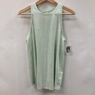 Primary Photo - BRAND: LULULEMON STYLE: ATHLETIC TANK TOP COLOR: MINT SIZE: 6 SKU: 194-194183-26091