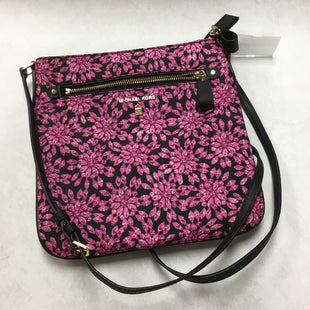 Primary Photo - BRAND: MICHAEL KORS STYLE: HANDBAG DESIGNER COLOR: PINKBLACK SIZE: SMALL OTHER INFO: 10 X 2 X 10 INCHESSKU: 194-194194-8688