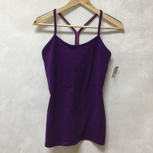 Primary Photo - BRAND: LULULEMON STYLE: ATHLETIC TANK TOP COLOR: PURPLE SIZE: 6 SKU: 194-194229-4352