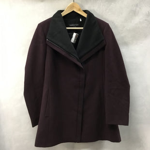 Primary Photo - BRAND: ANDREW MARC STYLE: JACKET OUTDOOR COLOR: MAROON SIZE: L SKU: 194-194167-31573
