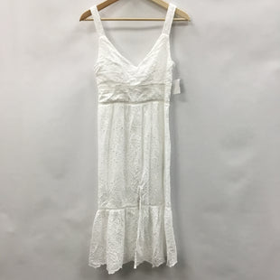 Primary Photo - BRAND: ALTARD STATE STYLE: DRESS SHORT SLEEVELESS COLOR: WHITE SIZE: XS SKU: 194-194167-33697