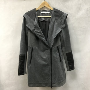 Primary Photo - BRAND:  BLANC NOIRSTYLE: JACKET OUTDOOR COLOR: GREY SIZE: S SKU: 194-19414-37936