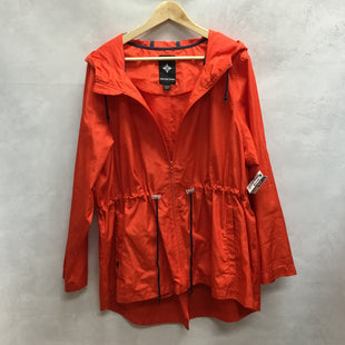 Primary Photo - BRAND:    WEATHER TAMERSTYLE: JACKET OUTDOOR COLOR: ORANGE SIZE: 2X SKU: 194-194220-3895