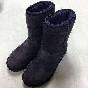 Primary Photo - BRAND: UGG STYLE: BOOTS ANKLE COLOR: NAVY SIZE: 6 SKU: 194-19414-38935