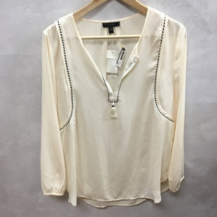 Primary Photo - BRAND: J CREW STYLE: TOP LONG SLEEVE COLOR: CREAM SIZE: S OTHER INFO: NEW! SKU: 194-194172-22039