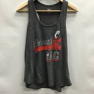 Primary Photo - BRAND:   CMC STYLE: ATHLETIC TANK TOP COLOR: GREY SIZE: XL OTHER INFO: KNIGHTS APPAREL - U CINCINNATI SKU: 194-194234-982