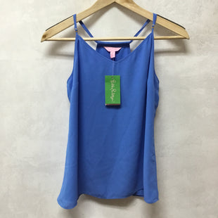 Primary Photo - BRAND: LILLY PULITZER STYLE: TOP SLEEVELESS COLOR: BLUE SIZE: XS OTHER INFO: NEW! SKU: 194-194229-3456