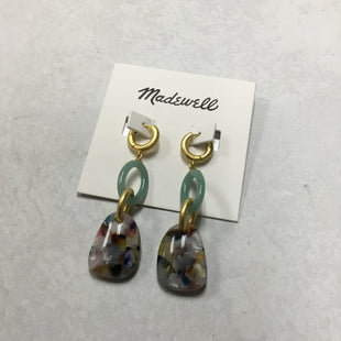 Primary Photo - BRAND: MADEWELL STYLE: EARRINGS COLOR: MULTI SKU: 194-194183-20425
