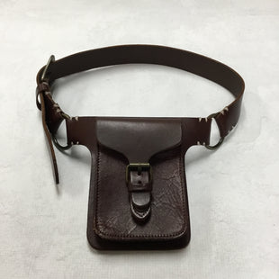 Primary Photo - BRAND: ATHLETA STYLE: HANDBAG COLOR: BROWN SIZE: SMALL OTHER INFO: BELT SZ. S 5 X 7 INCHESSKU: 194-194167-30303