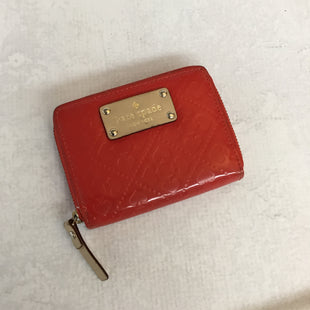 Primary Photo - BRAND: KATE SPADE STYLE: WALLET COLOR: RED SIZE: SMALL SKU: 194-194225-434