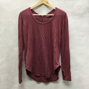 Primary Photo - BRAND: LULULEMON STYLE: ATHLETIC TOP COLOR: RASPBERRY SIZE: 6 SKU: 194-194183-23629
