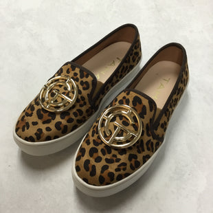 Primary Photo - BRAND: TAHARI STYLE: SHOES FLATS COLOR: ANIMAL PRINT SIZE: 6.5 SKU: 194-194236-481