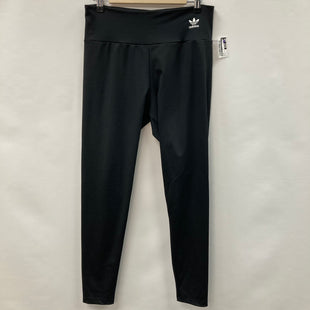 Primary Photo - BRAND: ADIDAS STYLE: ATHLETIC PANTS COLOR: BLACK SIZE: L SKU: 194-194234-1636