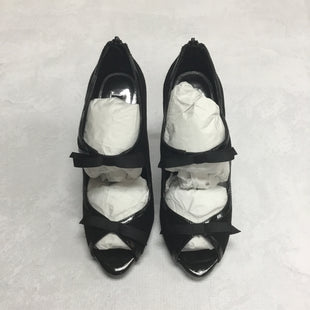 Primary Photo - BRAND: WHITE HOUSE BLACK MARKET STYLE: SHOES HIGH HEEL COLOR: BLACK SIZE: 7 SKU: 194-194224-236