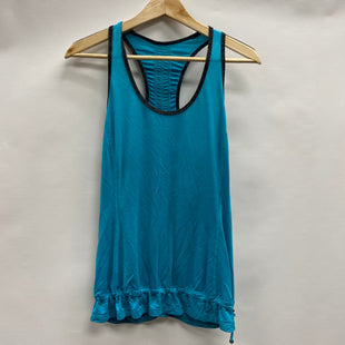 Primary Photo - BRAND: LULULEMON STYLE: ATHLETIC TANK TOP COLOR: BLUE SIZE: 6 SKU: 194-194236-1097