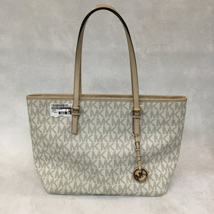 Primary Photo - BRAND: MICHAEL KORS STYLE: HANDBAG DESIGNER COLOR: MONOGRAM SIZE: MEDIUM SKU: 194-194225-217517X10.5X6