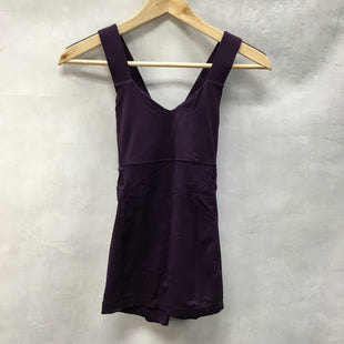 Primary Photo - BRAND: LULULEMON STYLE: ATHLETIC TANK TOP COLOR: PURPLE SIZE: 4 SKU: 194-19414-38707