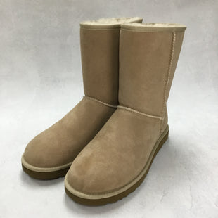 Primary Photo - BRAND: UGG STYLE: BOOTS ANKLE COLOR: TAN SIZE: 11 SKU: 194-194220-6443