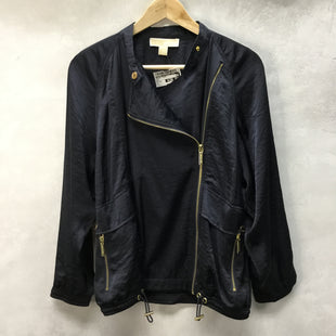 Primary Photo - BRAND: MICHAEL BY MICHAEL KORS STYLE: BLAZER JACKET COLOR: NAVY SIZE: XS SKU: 194-194183-23115