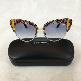 Primary Photo - BRAND: DOLCE AND GABBANA STYLE: SUNGLASSES COLOR: PAISLEY SKU: 194-194194-7824