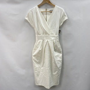 Primary Photo - BRAND:    CLOSET LONDONSTYLE: DRESS SHORT SHORT SLEEVE COLOR: IVORY SIZE: M OTHER INFO:SKU: 194-194183-25269