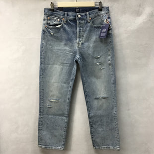 Primary Photo - BRAND: GAP STYLE: JEANS COLOR: DENIM SIZE: 4 OTHER INFO: NEW! SKU: 194-194167-31434