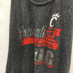 Photo #1 - BRAND:   CMC <BR>STYLE: ATHLETIC TANK TOP <BR>COLOR: GREY <BR>SIZE: XL <BR>OTHER INFO: KNIGHTS APPAREL - U CINCINNATI <BR>SKU: 194-194234-982