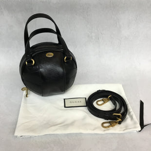 Primary Photo - BRAND: GUCCI STYLE: HANDBAG DESIGNER COLOR: BLACK SIZE: SMALL OTHER INFO: TIFOSA BALL BAG- ORIGINAL RETAL $1795 SKU: 194-19414-39115