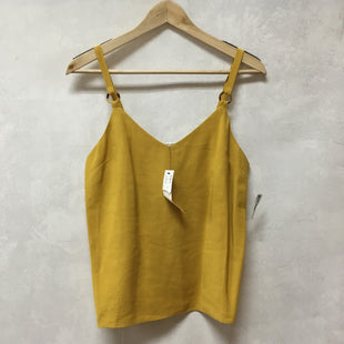 Primary Photo - BRAND: TOP SHOP STYLE: TOP SLEEVELESS COLOR: YELLOW SIZE: S OTHER INFO: NEW! SKU: 194-194183-24002