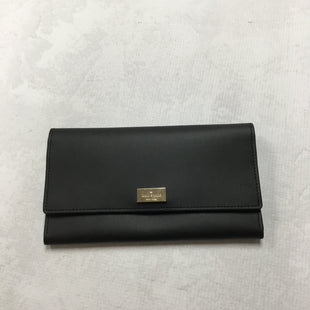 Primary Photo - BRAND: KATE SPADE STYLE: WALLET COLOR: BLACK SIZE: MEDIUM OTHER INFO: NEW! 8 X 4.5 INCHSKU: 194-194197-12929