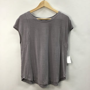 Primary Photo - BRAND: TARGET STYLE: ATHLETIC TOP SHORT SLEEVE COLOR: PURPLE SIZE: L SKU: 194-194167-34681