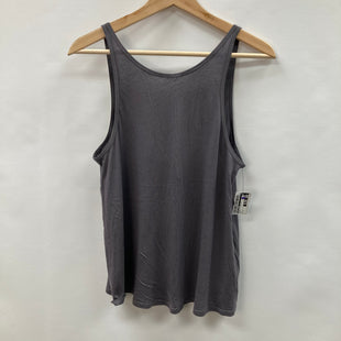 Primary Photo - BRAND: LULULEMON STYLE: ATHLETIC TANK TOP COLOR: GREY SIZE: 4 SKU: 194-194183-26087