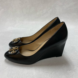 Primary Photo - BRAND: TORY BURCH STYLE: SHOES HIGH HEEL COLOR: BLACK SIZE: 11 SKU: 194-19414-36250