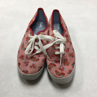 Primary Photo - BRAND: KEDS STYLE: SHOES FLATS COLOR: RED SIZE: 8 SKU: 194-194220-3481