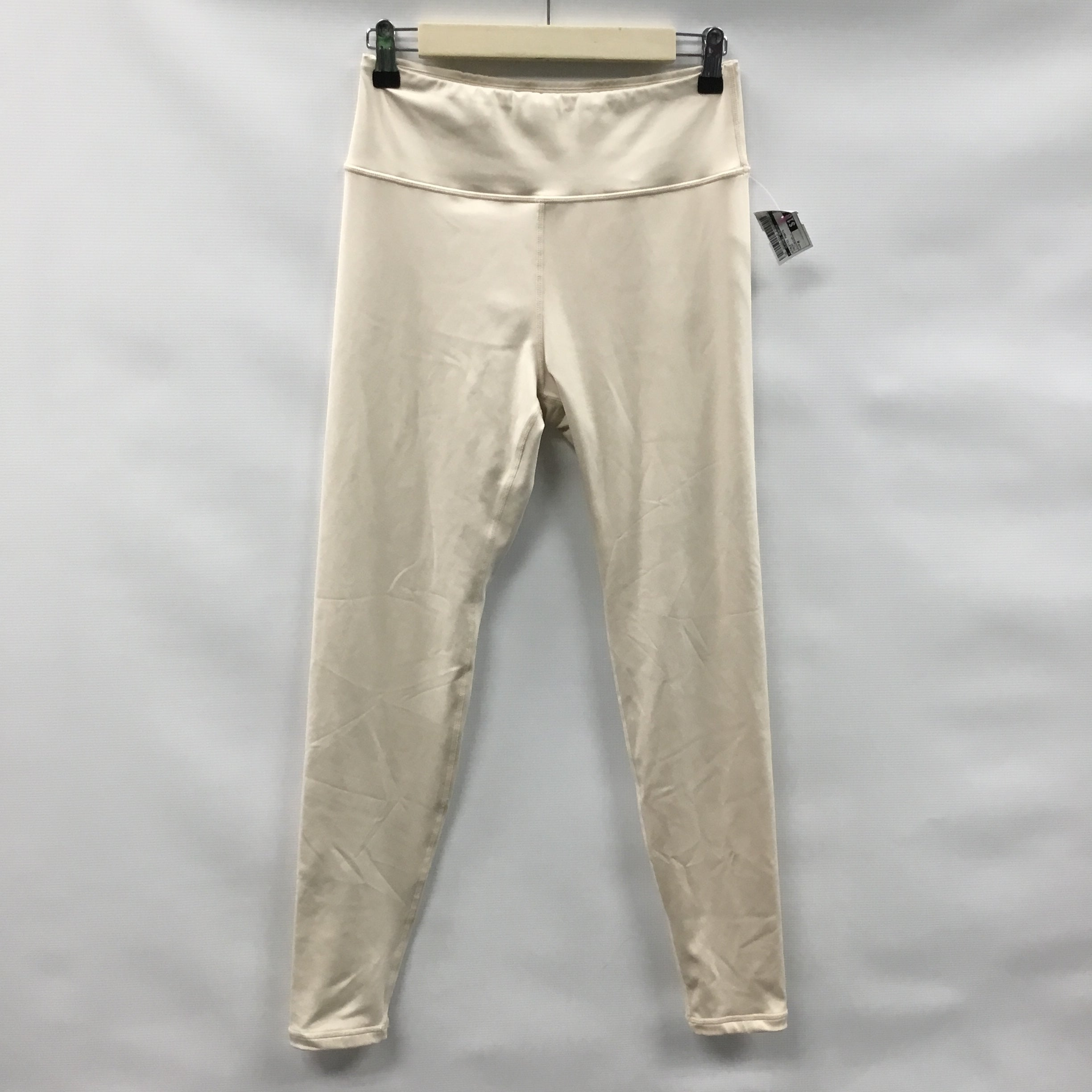 Primary Photo - BRAND:    CLOTHES MENTOR <BR>STYLE: ATHLETIC PANTS <BR>COLOR: CREAM <BR>SIZE: M <BR>OTHER INFO: KITTENISH - <BR>SKU: 194-194224-654