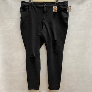 Primary Photo - BRAND: LANE BRYANT STYLE: PANTS COLOR: BLACK SIZE: 18 SKU: 194-194231-179