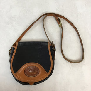 Primary Photo - BRAND: DOONEY AND BOURKE STYLE: HANDBAG DESIGNER COLOR: NAVY SIZE: SMALL OTHER INFO: AS IS SKU: 194-194183-225137.5X8X2.5